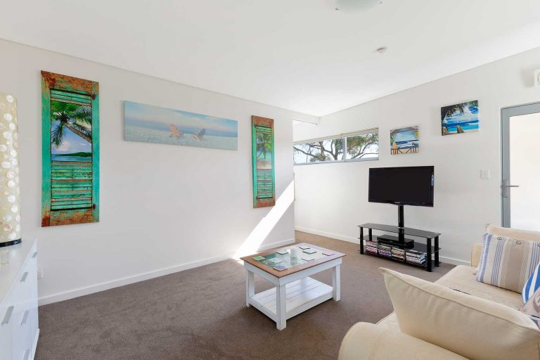 A granny flat was part of the major renovation and extension of this Collaroy home.