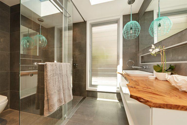 Castlecrag renovation bathroom