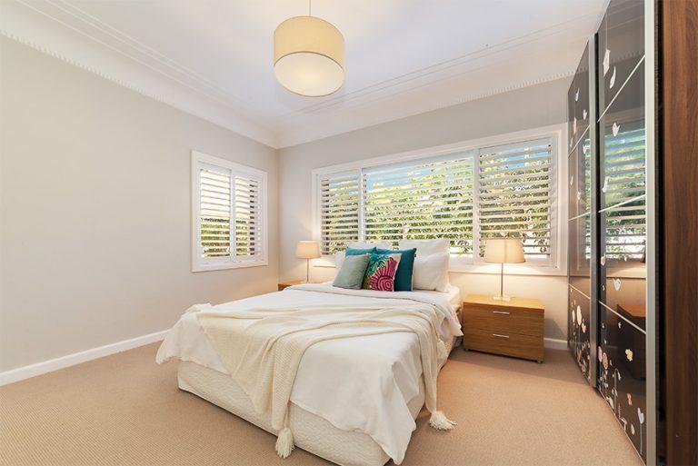 Castlecrag Renovation Bedroom 2